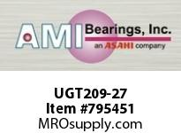 AMI UGT209-27 1-11/16 WIDE ECCENTRIC COLLAR TAKE- BALL BEARING