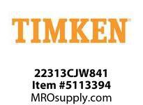 TIMKEN 22313CJW841 SRB <400mm OD Timken