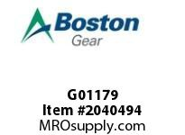 Boston Gear G01179 SSHC207-20 BEARING INSERT