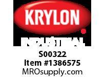 KRY S00322 Vinyl Strippable Protective Coating Sprayon 16oz. (12)