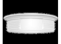 RAB VP2W VAPORPROOF 200 PENDANT 1/2 WHITE LESS GLOBE