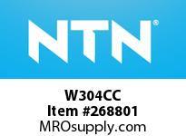 NTN W304CC SMALL SIZE BALL BRG(STANDARD)