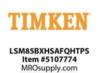 TIMKEN LSM85BXHSAFQHTPS Split CRB Housed Unit Assembly