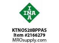 INA KTNOS20BPPAS Linear aligning tandem unit