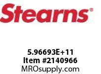STEARNS 596692513006 KIT-#9 IM COIL-230V50-6L 8008382