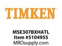 TIMKEN MSE307BXHATL Split CRB Housed Unit Assembly