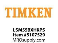 TIMKEN LSM55BXHKPS Split CRB Housed Unit Assembly