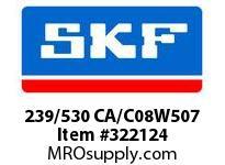 SKF-Bearing 239/530 CA/C08W507