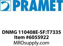 DNMG 110408E-SF:T7335