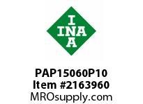 INA PAP15060P10 Plain bearing