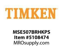 TIMKEN MSE507BRHKPS Split CRB Housed Unit Assembly