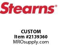 STEARNS CUSTOM PRTS LIST STEARNS CUSTOM BRAKES 221952