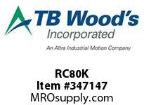 TBWOODS RC80K RC80K KIT RACK & GEAR