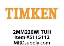 TIMKEN 2MM220WI TUH Ball P4S Super Precision