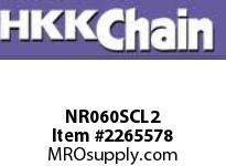 HKK 60-2 Nickel plated double strand connecting link
