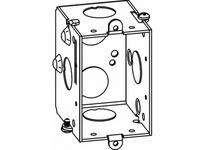 Orbit GB-1-NE 1-G GANGABLE SW BOX 2-1/2^ DEEP NO EARS