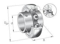 INA GYE75KRRB Radial insert ball bearing