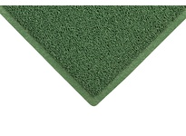 NoTrax 266R0048LG 266 Wayfarer 4X60 Leaf Green Wayfarer Custom is an unbacked vinyl-loop outdoor mat that removes dirt and moisture from shoes allowing it to pass through the mat. Wayfarer Custom is specially designed to dry quickly and res