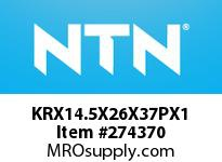 NTN KRX14.5X26X37PX1 MACHINED RING NRB (CAMFOLLOWER