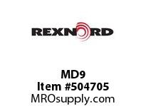 MD9 DUPLEX HSG & SEAL KIT 6801067