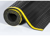 Crown CDR0036YBC 500 - Industrial Deck Plate 36in Custom Black/Yellow
