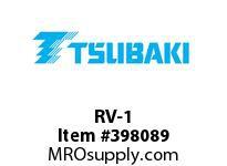 US Tsubaki RV-1 RV-1 RIVET PUNCH-RS40P