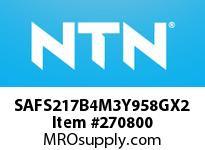 NTN SAFS217B4M3Y958GX2 BRG PARTS(PLUMMER BLOCKS)