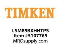 TIMKEN LSM85BXHHTPS Split CRB Housed Unit Assembly