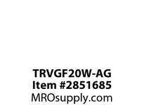 CPR-WDK TRVGF20W-AG GFCI TR Deco Duplex 20A 125V Auto GND WH