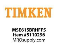 TIMKEN MSE615BRHFFS Split CRB Housed Unit Assembly
