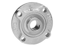 IPTCI Bearing CUCNPFCS211-35 BORE DIAMETER: 2 3/16 INCH HOUSING: 4-BOLT PILOTED FLANGE HOUSING MATERIAL: NICKEL PLATED