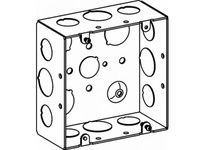 Orbit 5SDB-50/75-FB 5S BOX 2-1/8^ DEEP + BRKT 1/2^&3/4^ KO