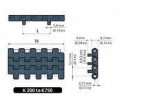 System Plast AA2501649 NGE2121FT-PT-K600 MPB-INCH