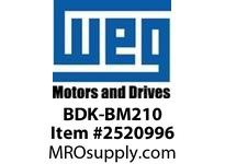 WEG BDK-BM210 BRAKE DISC KIT BM210 Motores