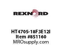 REXNORD HT4705-18F3E12I HT4705-18 F3 T12P N1.5 HT4705 18 INCH WIDE MATTOP CHAIN WI