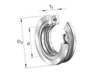 INA 4107 Thrust ball bearing
