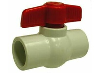 MRO 940294 1/2 WHITE PVC SOCKET VLV