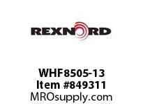 REXNORD WHF8505-13 WHF8505-13 WHF8505 13 INCH WIDE MATTOP CHAIN W