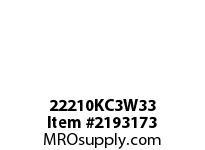 PTI 22210KC3W33 SPHERICAL ROLLER BEARING
