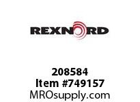 REXNORD 208584 588594 RING BUP TEFLON