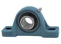 AMI UCLP205 25MM WIDE SET SCREW LOW BASE PILLOW SHAFT HEIGHT-SETSCREW LOCK