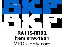 SKFSEAL RA115-RRB2 AG BRGS