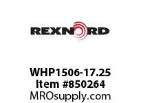 REXNORD WHP1506-17.25 WHP1506-17.25 WHP1506 17.25 INCH WIDE MATTOP CHAI