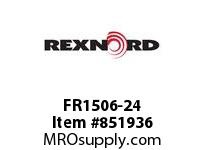 REXNORD FR1506-24 FR1506-24 FR1506 24 INCH WIDE MATTOP CHAIN WI