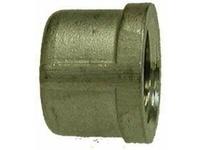 MRO 62470 1/8 304 STAINLESS STEEL CAP (Package of 4)