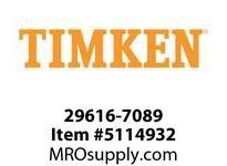 TIMKEN 29616-7089 Large Bore Seal