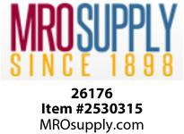 MRO 26176 1/8OD X 1/8MIP W/26001 ADP (Package of 5)