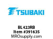 US Tsubaki BL423RB BL423 RIV 10 FT BOX