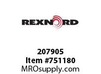 REXNORD 207905 594698 425.S54RD.CPLG STR