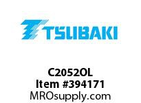 US Tsubaki C2052OL C2052 OFFSET LINK WITH